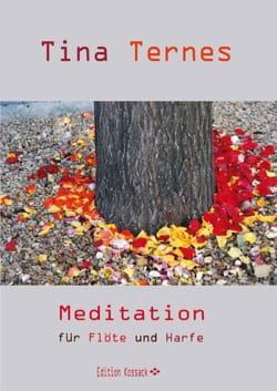 Tina Ternes - Meditation - Flûte et Harpe - Partition - di-arezzo.fr