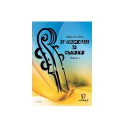 Le Violoncelle en Chantant Volume 1 Valérie Kupiec laflutedepan