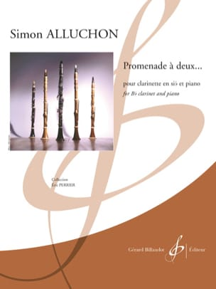 Promenade à deux... - Clarinette et piano - laflutedepan.com