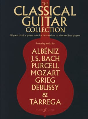- The Classical Guitar Collection - Guitare - Partition - di-arezzo.fr