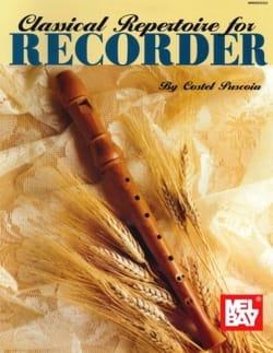 Classical Repertoire for Recorder - Partition - laflutedepan.com