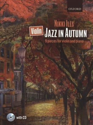 Jazz in Autumn - Violon et piano Nikki Iles Partition laflutedepan