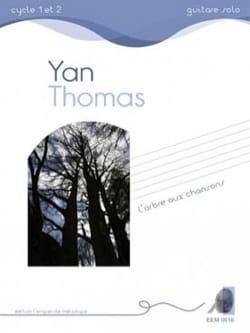 L'Arbre aux chansons - Yan THOMAS - Partition - laflutedepan.com