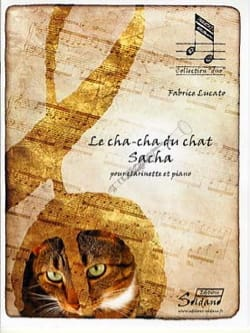 Fabrice Lucato - The cha-cha of the cat Sacha - Sheet Music - di-arezzo.com