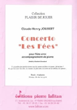Claude-Henry Joubert - Concerto Fate - Partitura - di-arezzo.it