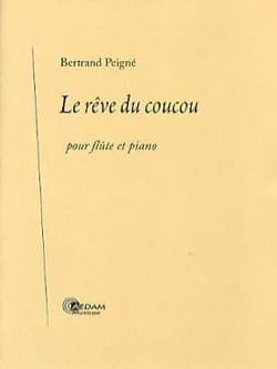 Bertrand Peigné - The cuckoo's dream - Sheet Music - di-arezzo.co.uk