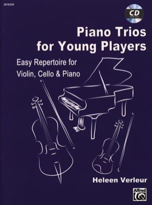 Piano trios for young players Vol. 1 - laflutedepan.com