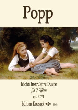Duos Faciles et Instructifs, Opus 507/1 - Volume 1 Leichte Instruktive Duos laflutedepan