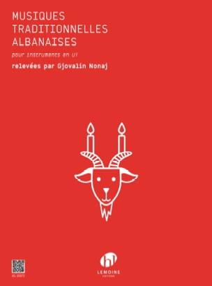 Musiques traditionnelles albanaises - laflutedepan.com