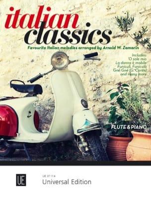 Italian Classics - Partition - laflutedepan.com