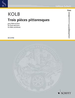 Oliver Kolb - Three picturesque 3 rooms - Sheet Music - di-arezzo.com