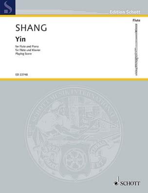 Peilei Shang - Yin - Partitura - di-arezzo.es