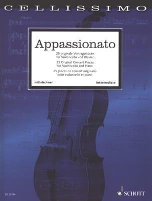 Appassionato - 25 pièces de concert originales - Partition - di-arezzo.ch