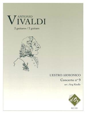 VIVALDI - The Estro Armonico - Concerto No. 9, RV 230 - Sheet Music - di-arezzo.com