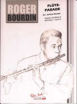 Roger Bourdin - Flute-Parade - Partitura - di-arezzo.it