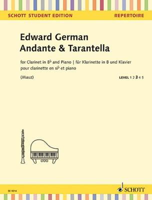 Andante et Tarantelle Andante & Tarantella - laflutedepan.com