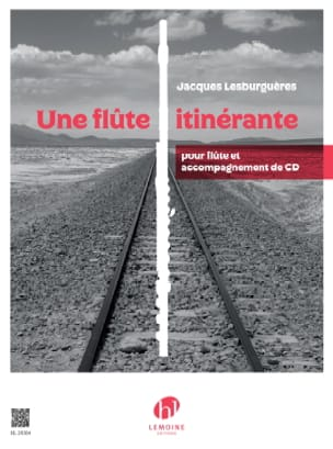 Jacques Lesburguères - An accompanying traveling flute - Sheet Music - di-arezzo.com