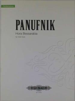 Roxanna Panufnik - Hora Bessarabia - Sheet Music - di-arezzo.com