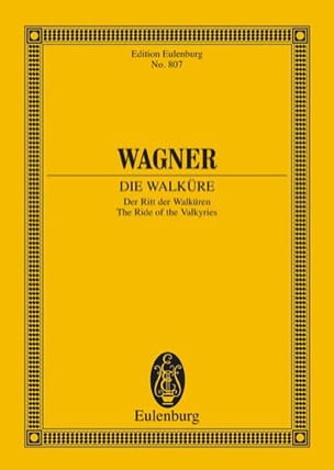 la Chevauchée des Walkyries - Richard Wagner - laflutedepan.com