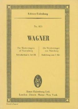 Die Meistersinger von Nürnberg WWV 96 - laflutedepan.com