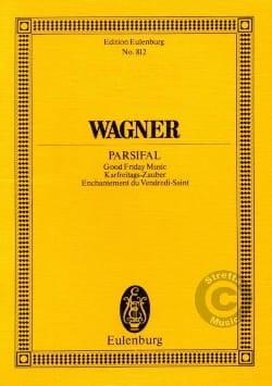 Richard Wagner - Karfreitagszauber - Partition - di-arezzo.fr