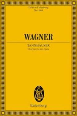 Richard Wagner - Tannhäuser Opening - Driver Pocket - Sheet Music - di-arezzo.co.uk