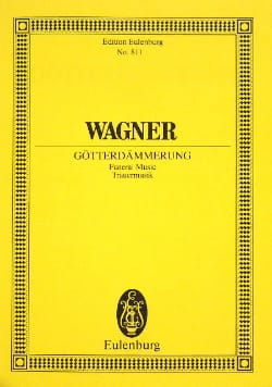 Richard Wagner - Trauermusik (WWV 86D) - Partition - di-arezzo.fr