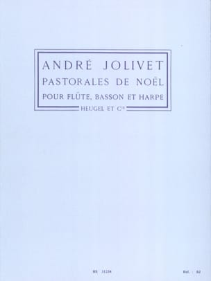 André Jolivet - Christmas pastors - Sheet Music - di-arezzo.co.uk