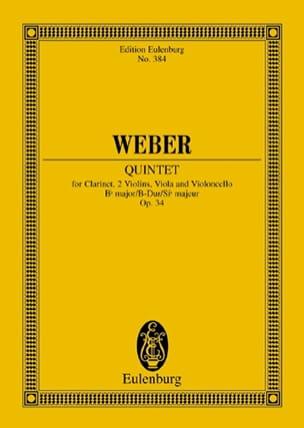 Quintette en Sib Majeur Op. 34 - laflutedepan.com