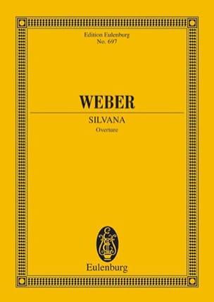Silvana, Ouverture - Carl Maria von Weber - laflutedepan.com
