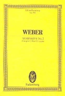 Sinfonie Nr. 2 C-Dur - Carl Maria von Weber - laflutedepan.com
