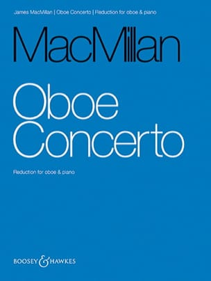 James MacMillan - Oboe Concerto - Sheet Music - di-arezzo.com