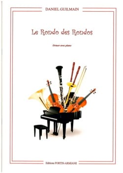 Daniel Guilmain - The Rondo Rondos - Sheet Music - di-arezzo.com