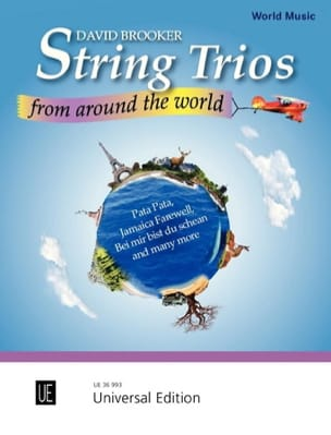 Traditionnels - Thong Trios from around the world - Sheet Music - di-arezzo.co.uk