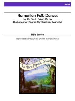 BARTOK - Rumanian Folk Dances - Sheet Music - di-arezzo.com