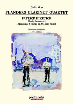 Patrick Hiketick - Merengue sempre di Aychem Sunal - Partition - di-arezzo.fr