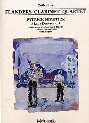 Patrick Hiketick - Charanga di Xiomara Reyes - Partition - di-arezzo.fr