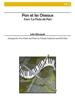 Jules Mouquet - Pan and Birds - Sheet Music - di-arezzo.com