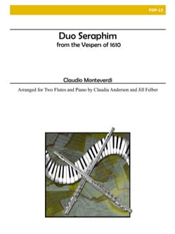 Claudio Monteverdi - Duo Seraphim - Sheet Music - di-arezzo.co.uk