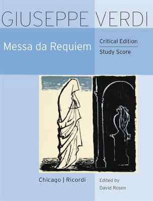 VERDI - Requiem - Driver - Sheet Music - di-arezzo.com