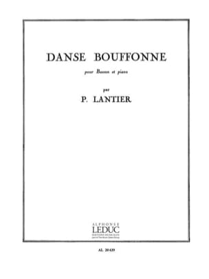 Pierre Lantier - Foolish dance - Sheet Music - di-arezzo.com