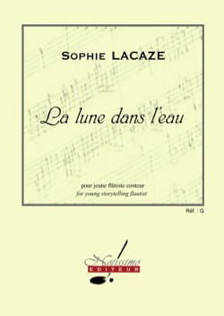 Sophie Lacaze - The moon in the water - Sheet Music - di-arezzo.com