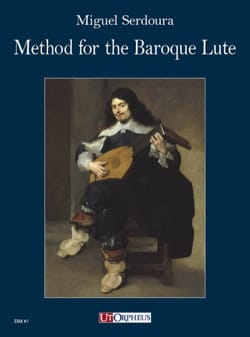Miguel Serdoura - Method for the Baroque Luth - Partition - di-arezzo.fr