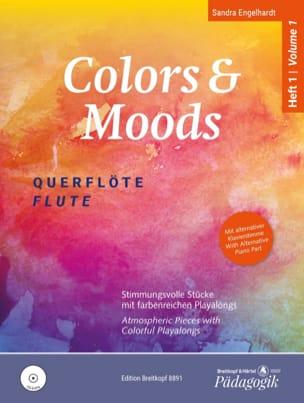 Sandra Engelhardt - Colors & Moods Flute - Vol. 1 - Partition - di-arezzo.fr