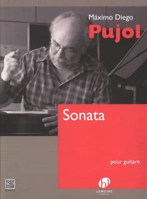 Maximo Diego Pujol - Sonate - Guitare - Partition - di-arezzo.fr