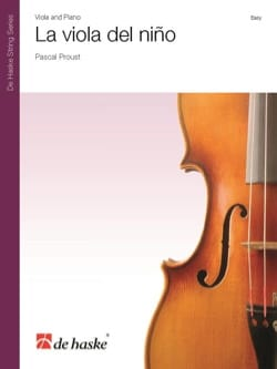 La Viola del Nino - Pascal Proust - Partition - laflutedepan.com