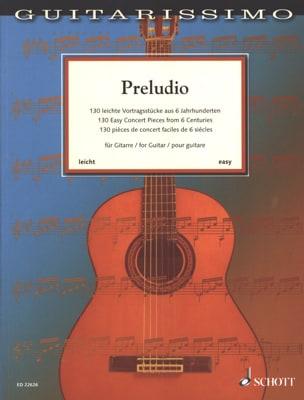 - Preludio - Guitar - Sheet Music - di-arezzo.com