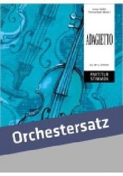 Gustav Mahler - Adagietto - Sheet Music - di-arezzo.com