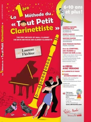 - The 1st Method of the Little Clarinetist - Sheet Music - di-arezzo.com