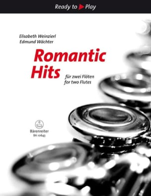 Romantic Hits - 2 Flûtes - Partition - laflutedepan.com